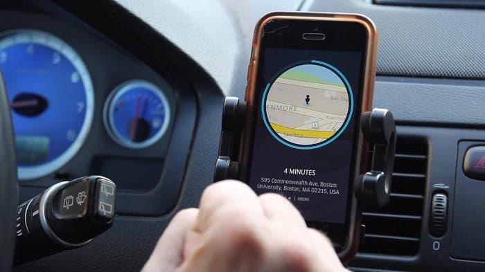 UberX con internet
