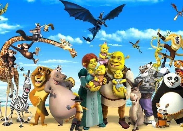 Comcast quiere comprar DreamWorks