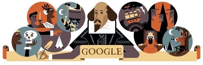 Doodle-Shakespeare