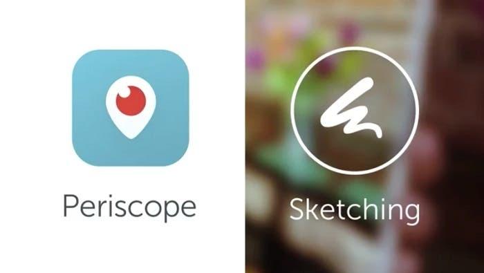 Periscope Sketch