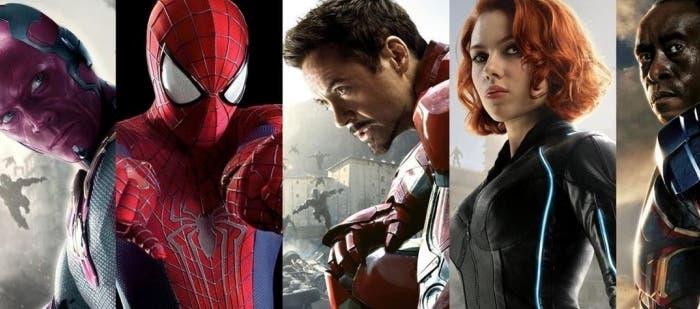 Personajes Capitán América