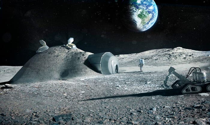 Proyecto base lunar