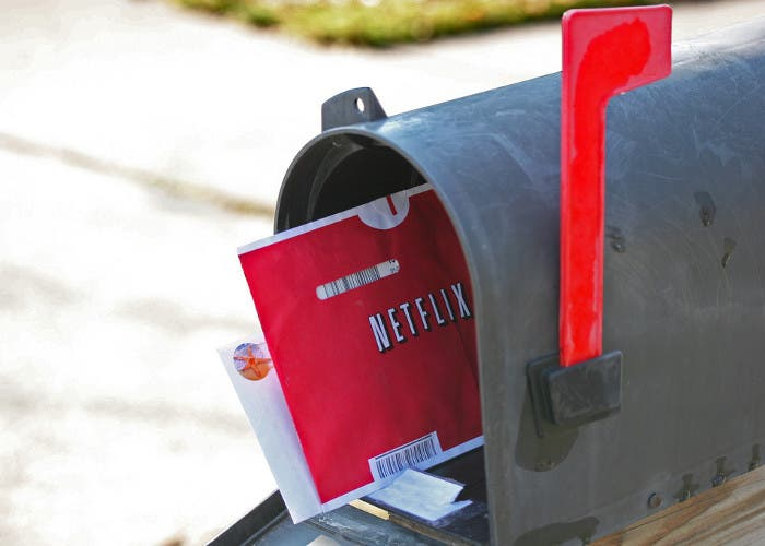 Carta Netflix aviso