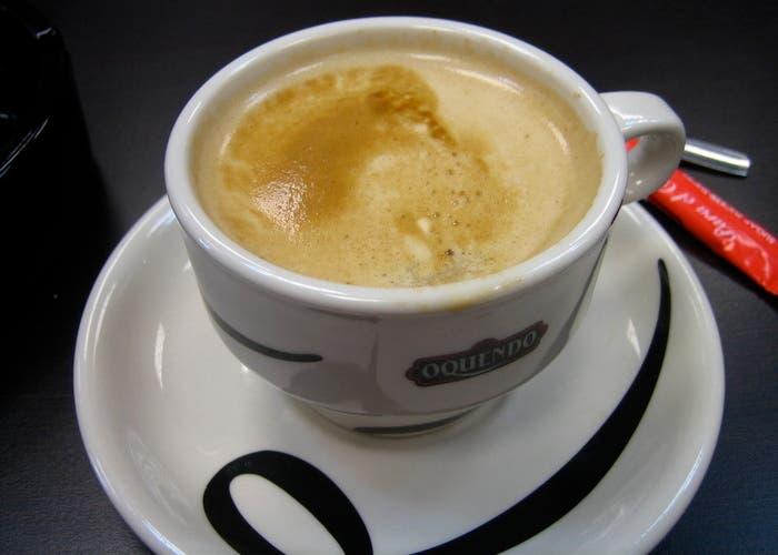Cafe mañana saludable