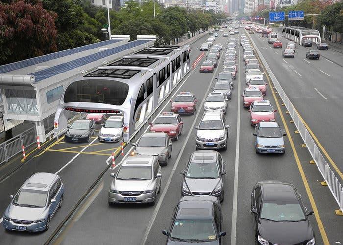 China-Autobús