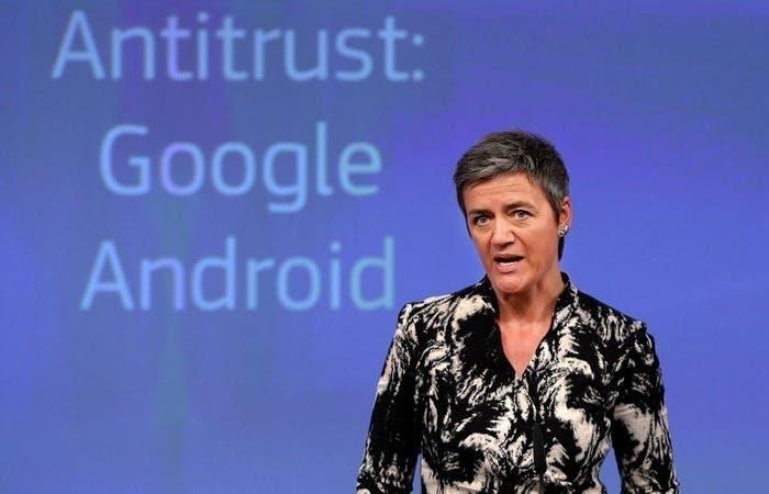 Comisión Europea-Google