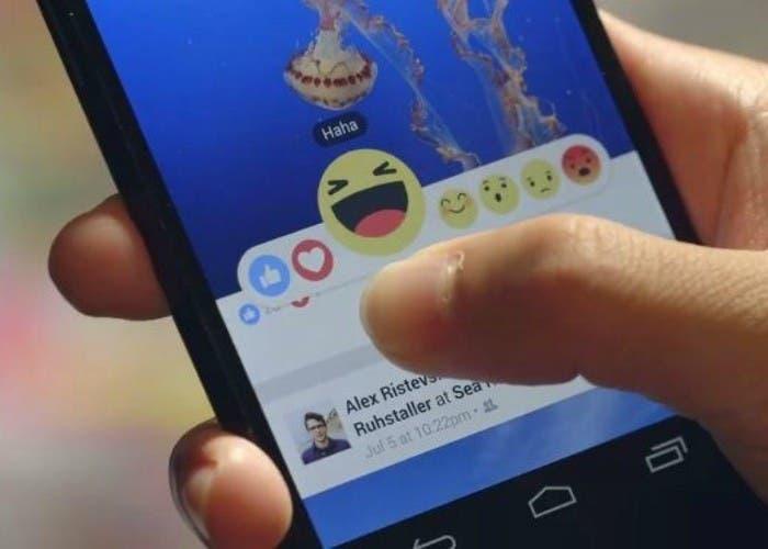Facebook-Reacciones-Móvil