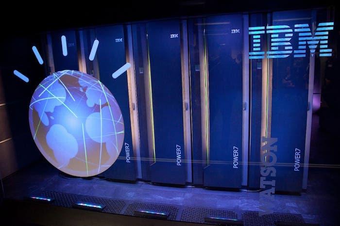 IBM Watson ordenador