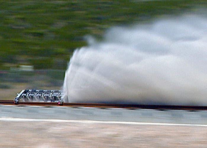 Prueba exito hyperloop 1200 km