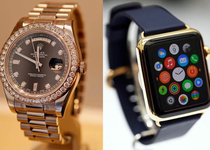 Smartwatch vs reloj tradicional