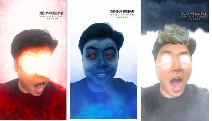 Snapchat-XMen