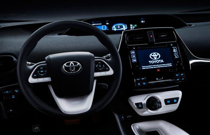 Toyota-Interior
