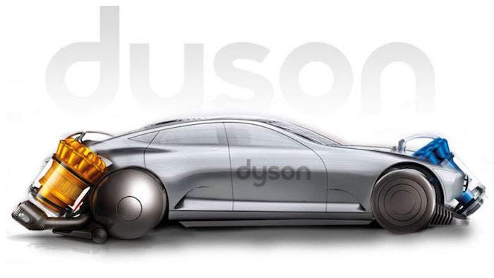 coche electrico dyson