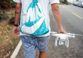 drone reemplazo humanos