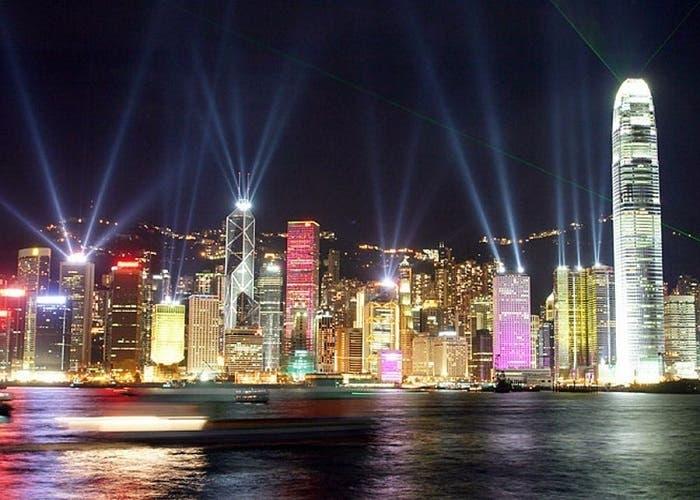 Iluminación ciudades