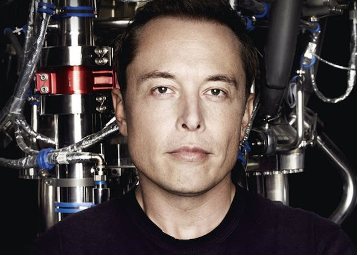 Elon musk simulacion controlada