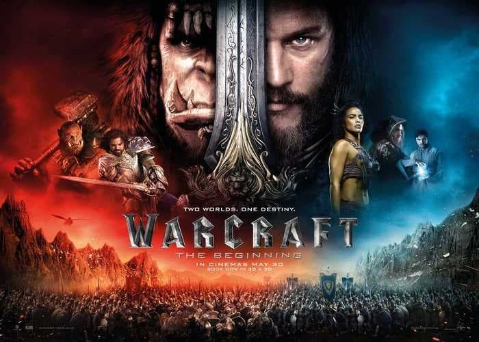 Warcraft-Cover