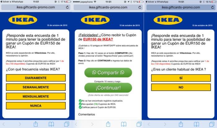 WhatsApp-Ikea