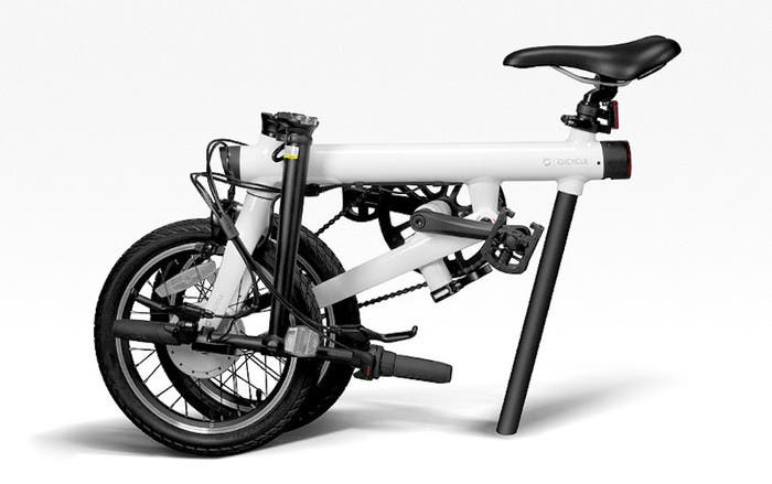 Xiaomi QiCycle bici electrica plegable