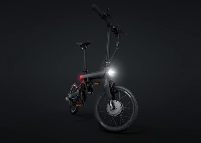 Xiaomi QiCycle bici plegable electrica