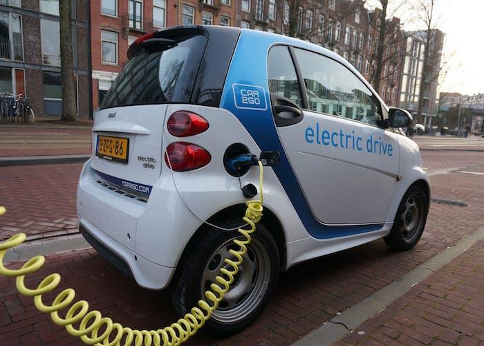 coche electrico holanda