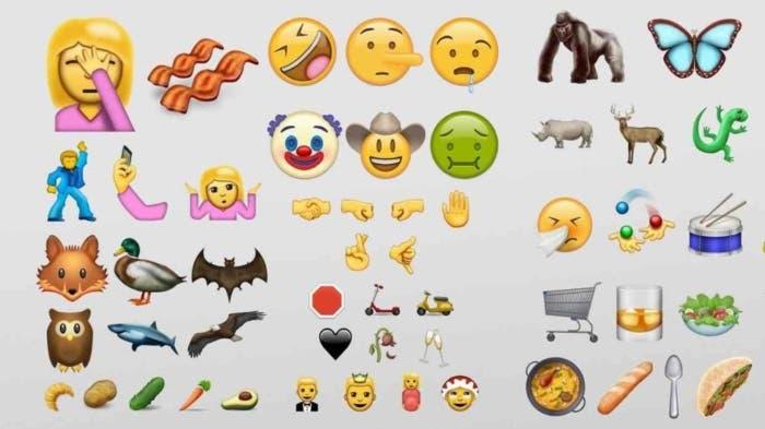 Nuevos emoticionos WhatsApp