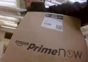 Amazon Prime Now llega a Madrid