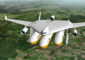 Avion modular Clip-Air