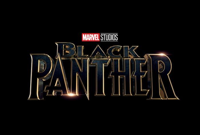 Black Panther nuevo logo