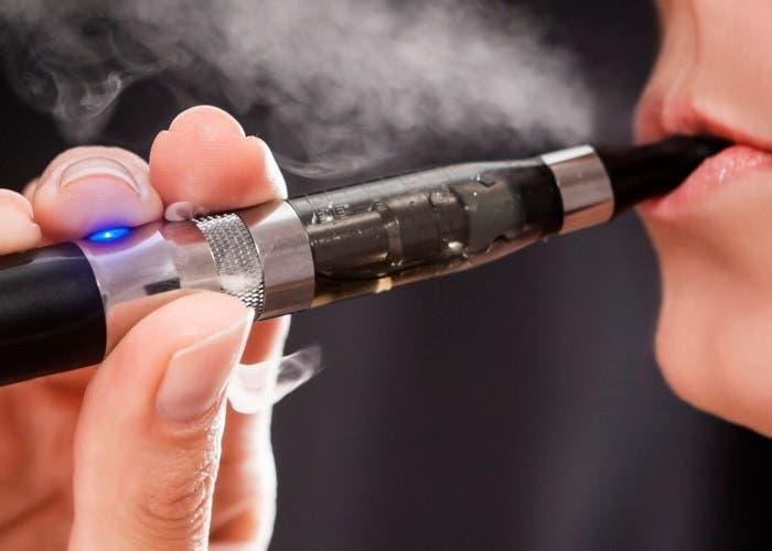 Cigarro electronico agente carcinogeno novedad