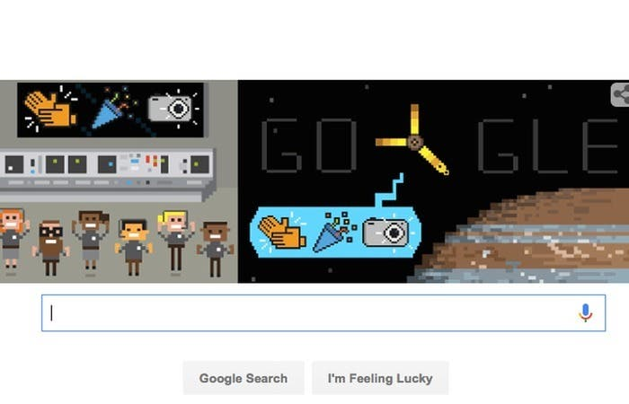 Doodle-Google-Júpiter