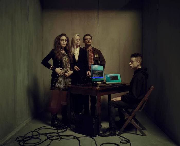 Imagen promocional Mr. Robot Season 2