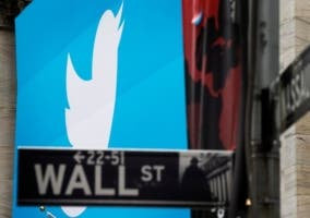 Twitter Bolsa Wall Street