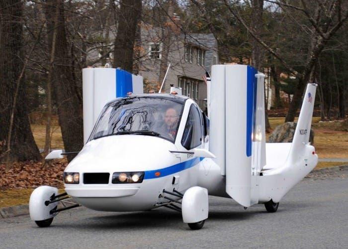 coche-volador-carretera