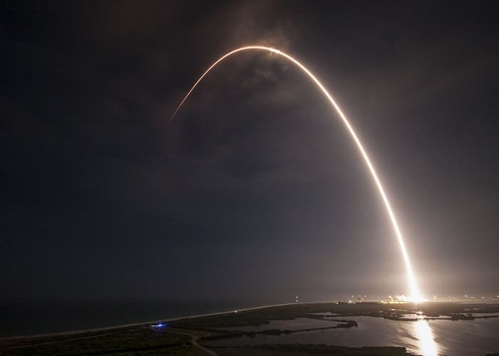 Aterrizaje Falcon 9