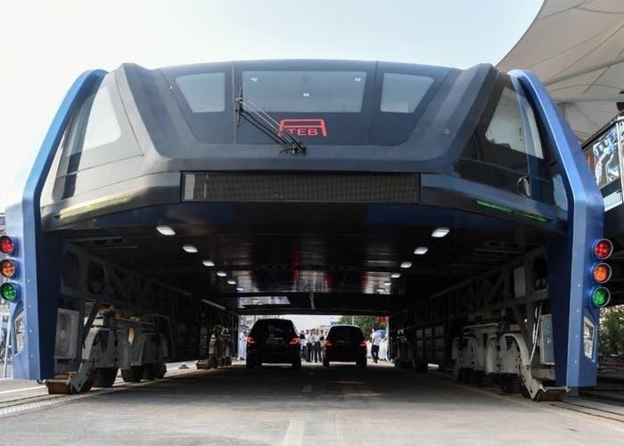 Autobús-China-TEB