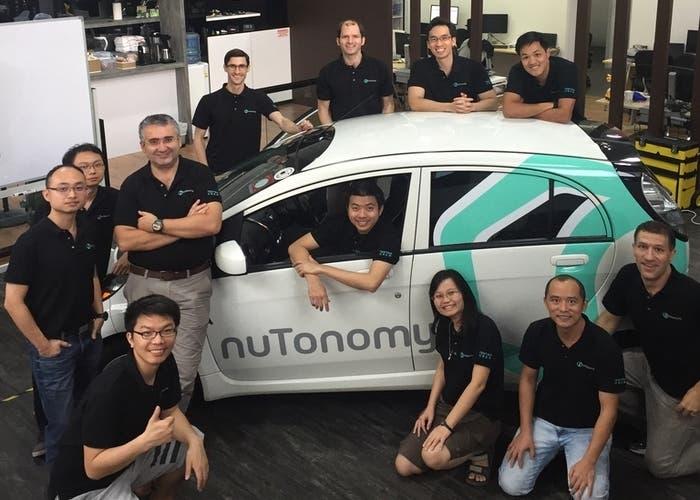 Nutonomy-Singapur