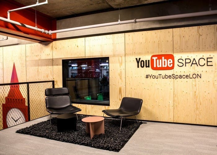 YouTube-Londres-Tienda