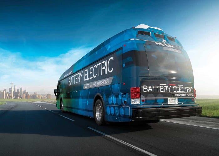 Catalyst E2 Series: el autobús eléctrico que supera a los Tesla en autonomía