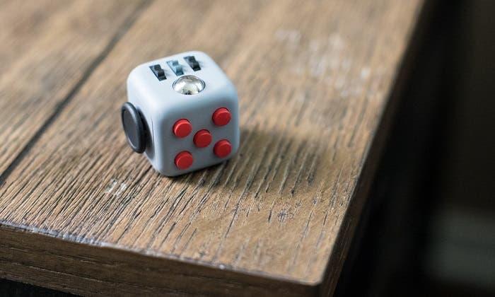 Fidget Cube: el dado con botones que ha recaudado millones de dólares