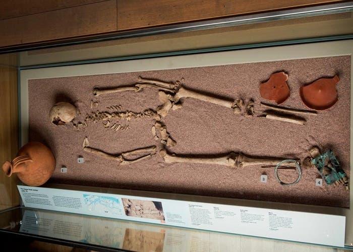 Dos esqueletos chinos de la época romana desconciertan a la comunidad científica
