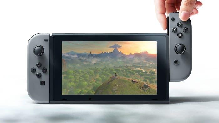 Nintendo lanza Switch, su nueva consola para ser disfrutada dentro y fuera de casa