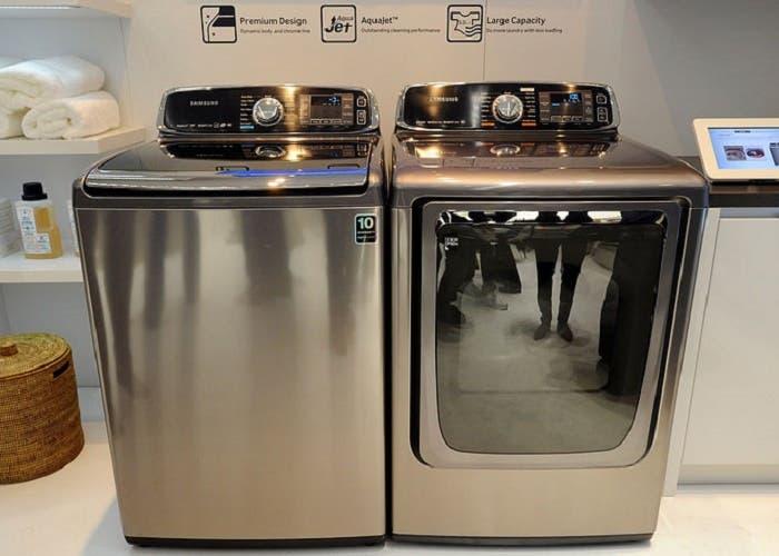 Samsung retira 2,8 millones de lavadoras por problemas relacionados con explosiones