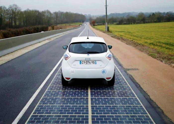 coche-carretera-solar
