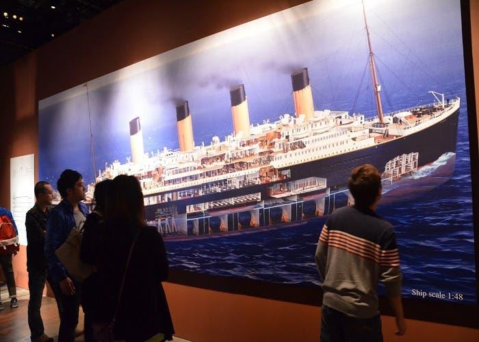 Pronto podrás visitar una replica del Titanic... en China