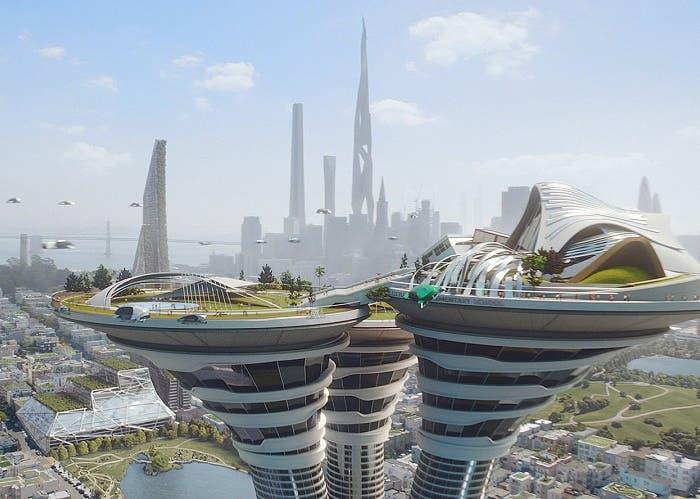 Así será el futuro de los rascacielos