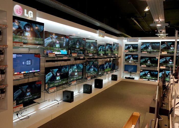 Comprar television gamer