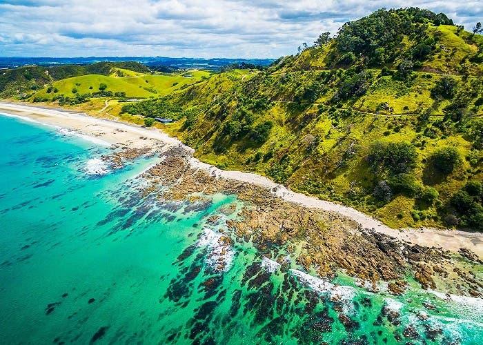 Investigadores descubren un nuevo continente bajo Nueva Zelanda: Zealandia