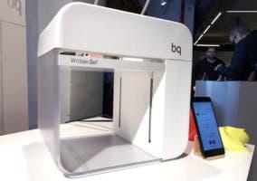 BQ Witbox Go impresora con Android