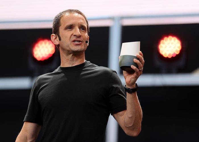 Google-Home-Presentación